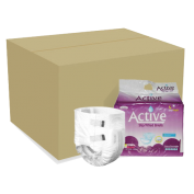 Adult Active Premium Slips Large (56 Per Carton) - From $1.34 Per Unit