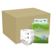Adult Active Regular Slips Large (80 Per Carton)