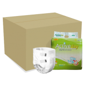 Adult Active Regular Slips Medium (88 Per Carton)