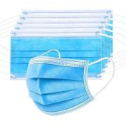 Face Masks 3 Ply Disposable – Pack Of 50