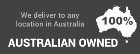 We deliver to any location in Australia